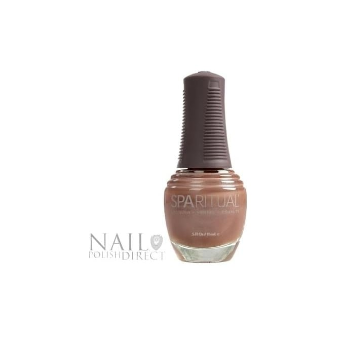 SpaRitual Nail Polish Lacquer - Solid As A Rock (130) 15mL