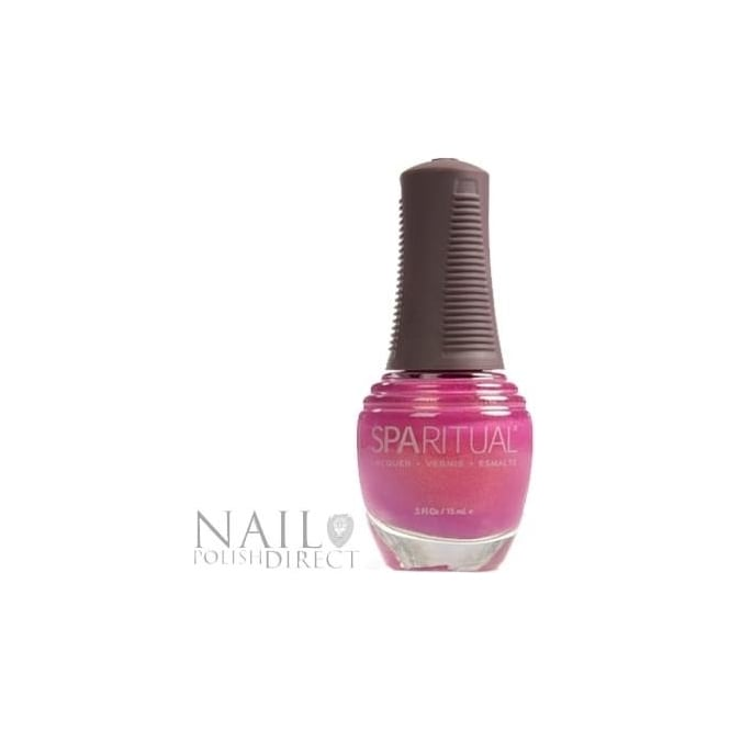 SpaRitual Nail Polish Lacquer - Strawberry Fields Forever (137) 15mL