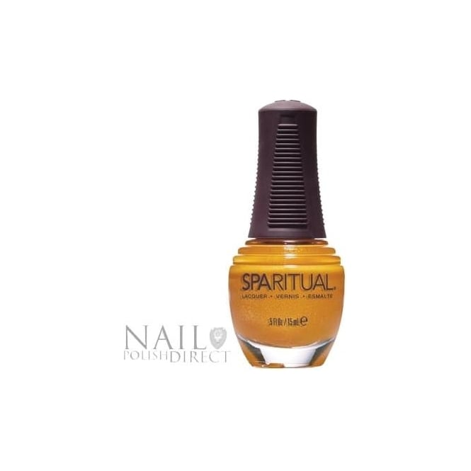 SpaRitual Nail Polish Lacquer - Tend (566) 15mL