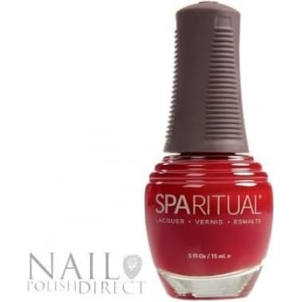 Nail Polish Lacquer - Too Hot To Handle (015) 15mL