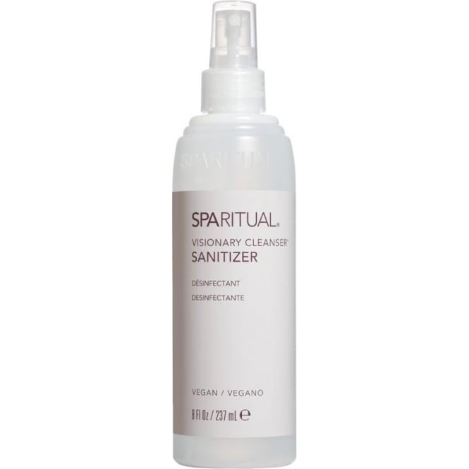 SpaRitual Nail Treatments - Visionary Cleanser Sanitizer 237mL