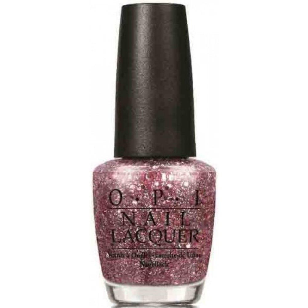 OPI Spotlight On Glitter 2014 Nail Polish You Pink Too