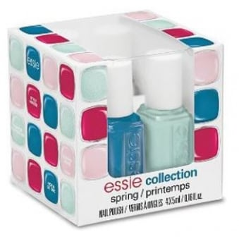 Spring 2014 Mini Cube Nail Polish Collection x4 5ml