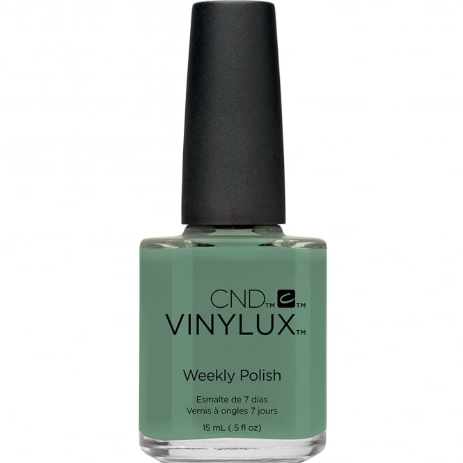 CND Vinylux Spring Collection Weekly Nail Polish - Sage Scarf (167) 15ml