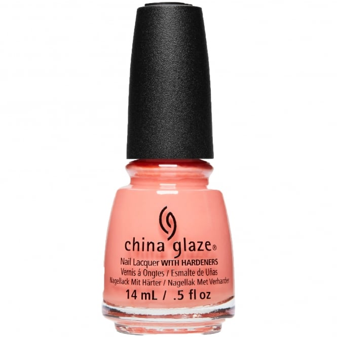 China Glaze Spring Fling Nail Polish Collection 2017 - I Just Cant-Aloupe 14ml (66220)