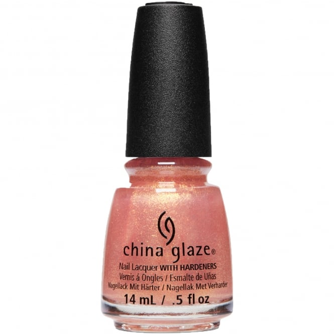 China Glaze Spring Fling Nail Polish Collection 2017 - Sun's Out, Buns Out 14ml (66218)