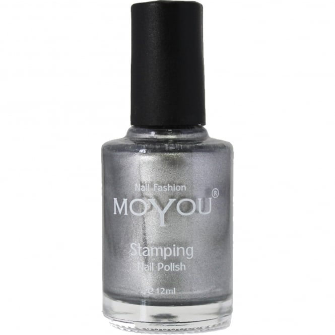 MoYou Stamping Nail Art Metallic Collection - Special Nail Polish - Mystic Stone 12ml