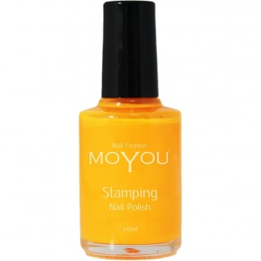 Stamping Nail Art - Special Nail Polish - Peachy Passion 12ml
