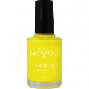 Stamping Nail Art - Special Nail Polish - Pineapple Paradise 12ml