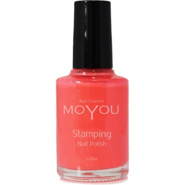 Stamping Nail Art - Special Nail Polish - Strawberry Surprise 12ml