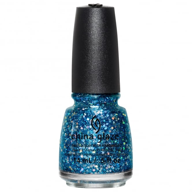 China Glaze Star Hopping 2015 Nail Polish Winter Collection - Can You Sea Me 14mL (82701)