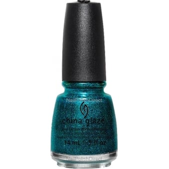 Star Hopping 2015 Nail Polish Winter Collection - Give Me The Green Light 14mL (82702)