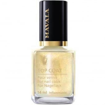 Star Top Coat Collection - Gold Star 14ml