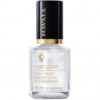 Star Top Coat Collection - Silver Star 14ml