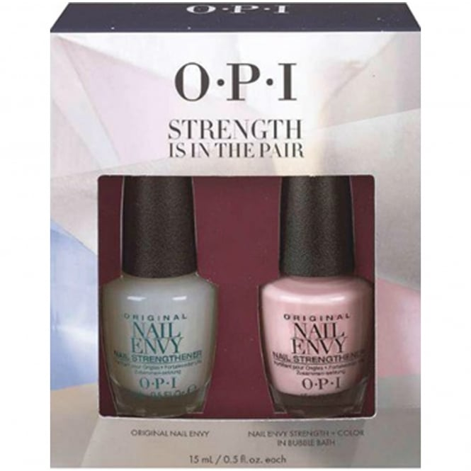 OPI Starlight 2015 Holiday Treatment Duo - Strength Is In The Pair (x2 15ml) (HR G19)