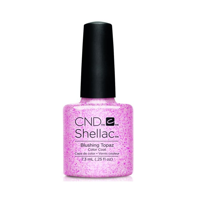 CND Shellac Starstruck 2016 Power Gel Polish Collection - Blushing Topaz (7.3ml)