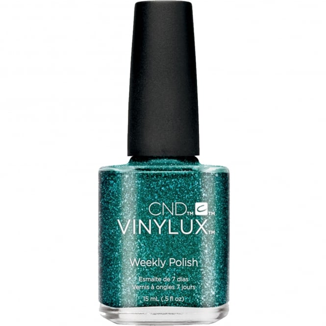 CND Vinylux Starstruck Weekly Nail Polish 2016 Colour Collection - Emerald Lights (234) 15ML