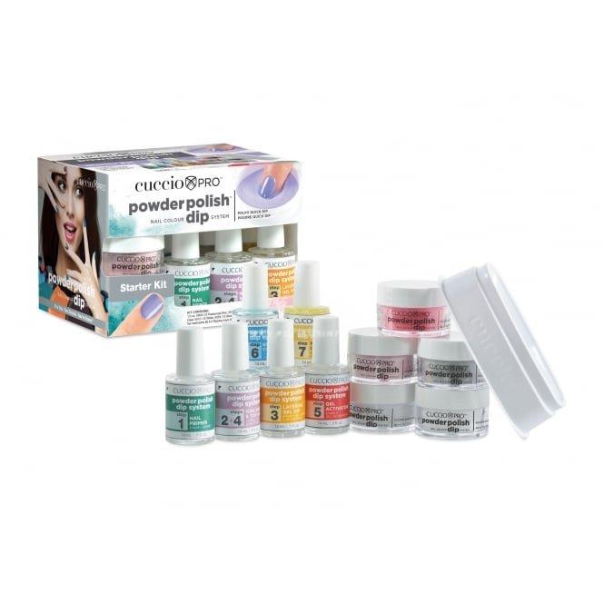 Powder Polish Nail Colour Dip System