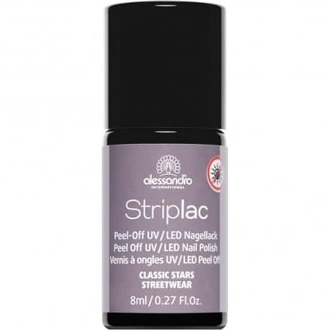 Striplac Peel Off UV LED Classic Stars Nail Polish Collection - Streetwear 8mL