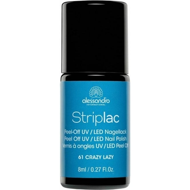 Striplac Peel Off UV LED Nail Polish - Crazy Lazy 8ml (61)