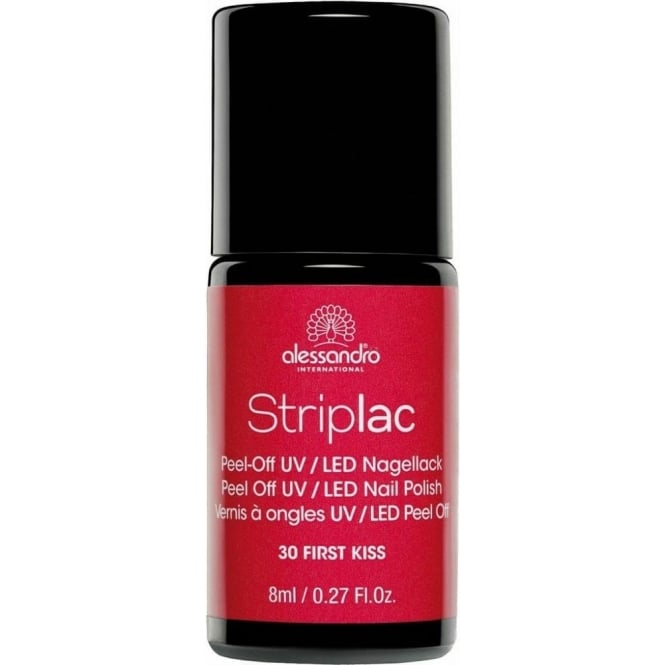 Striplac Peel Off UV LED Nail Polish - First Kiss 8ml (30)