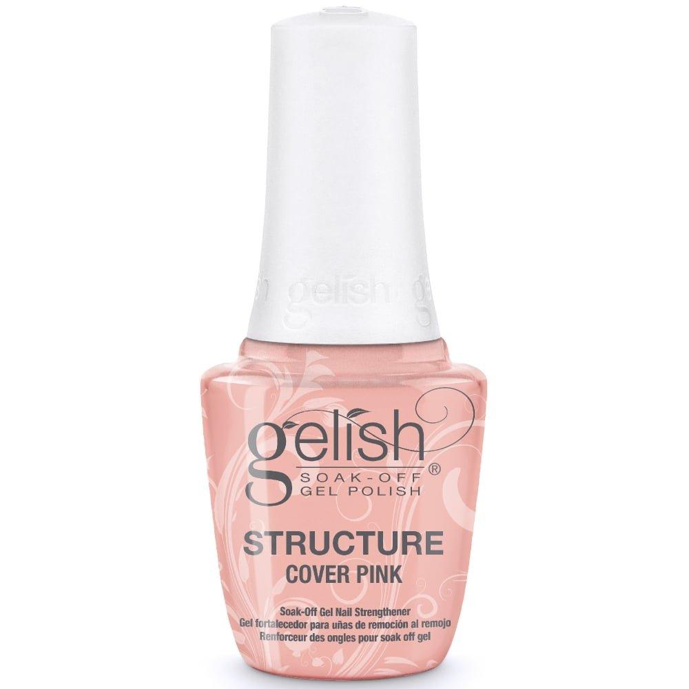 Gelish Gelish STRUCTURE Soak-Off Gel Nail Strengthener - Cover Pink (1140005) 15ml