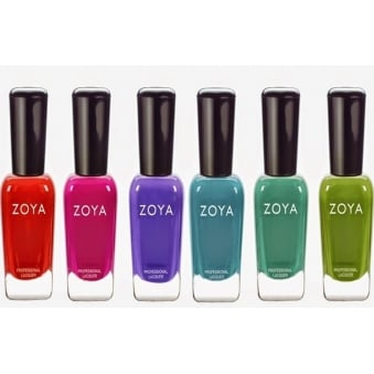 Summer 2015 Nail Polish Collection - Island Fun Set (6 X 14ml)