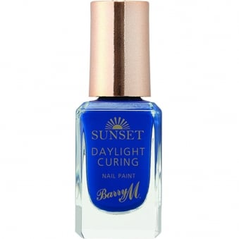 Sunset Nail Polish Collection - Drive Me Navy 10ml (SSNP2)