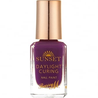 Sunset Nail Polish Collection - Plum On Baby 10ml (SSNP11)