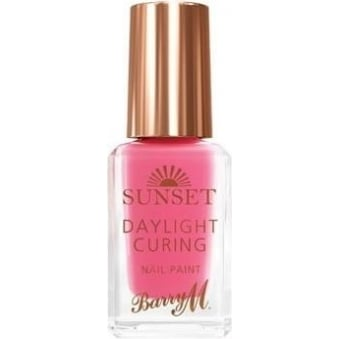 Sunset Nail Polish Daylight Curing Collection - I've Been Pinking 10ml (SSNP6)