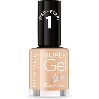 Super Gel 1 Step - Bare Yourself (011) 12ml
