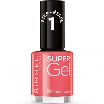 Step 1 Super Gel Polish - Cocktail Passion (032) 12ml