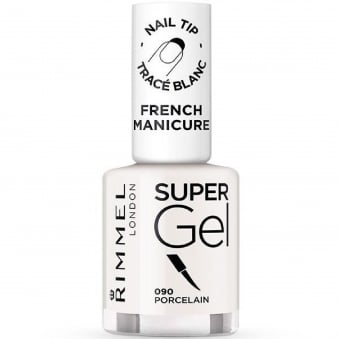 Step 1 Super Gel Polish - Porcelain (090) 12ml