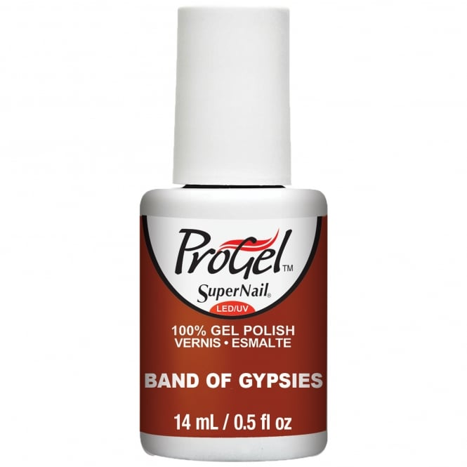 SuperNail Pro Bohemian Gypsy 2015 Gel Nail Polish Collection - Band Of Gypsies 14ml