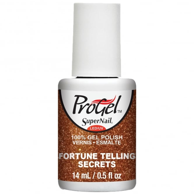 SuperNail Pro Bohemian Gypsy 2015 Gel Nail Polish Collection - Fortune Telling Secrets 14ml (81976)
