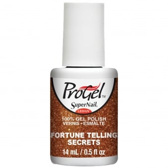 Bohemian Gypsy 2015 Gel Nail Polish Collection - Fortune Telling Secrets 14ml