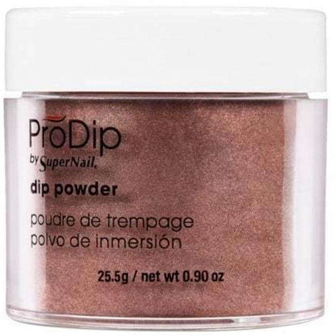 SuperNail Pro Dip Powder Professional Dipping Pot - Burnt Umber (25.5g)