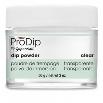 Dip Powder Professional Dipping Pot - Clear (56g)
