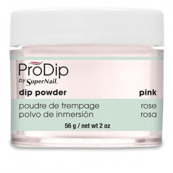 Dip Powder Professional Dipping Pot - Pink (56g)