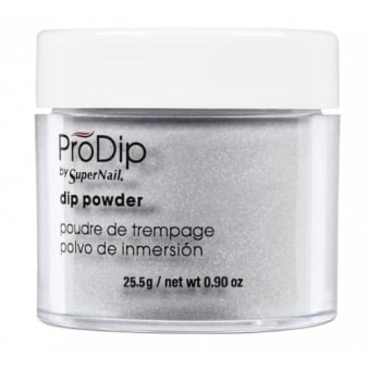 Dip Powder Professional Dipping Pot - Static Silver (25.5g)