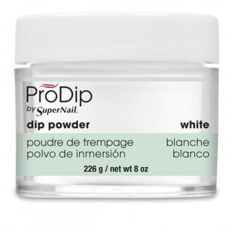 Dip Powder Professional Dipping Pot - White (226g)