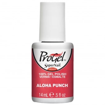 Gel Nail Polish - Aloha Punch 14ml