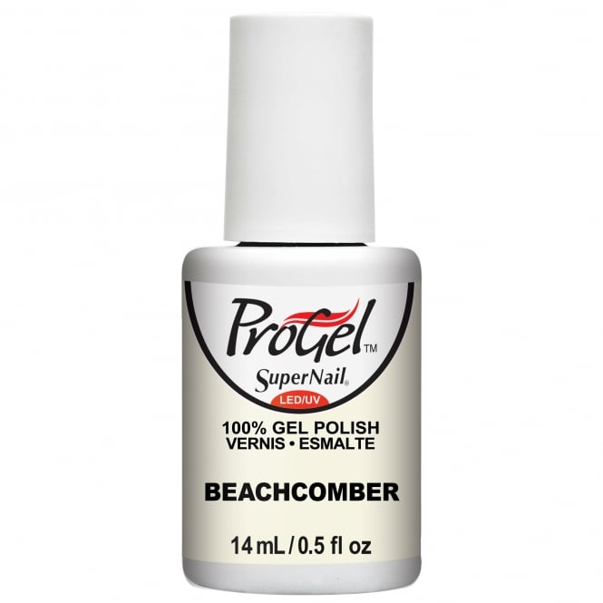SuperNail Pro Gel Nail Polish - Beachcomber 14ml (81909)