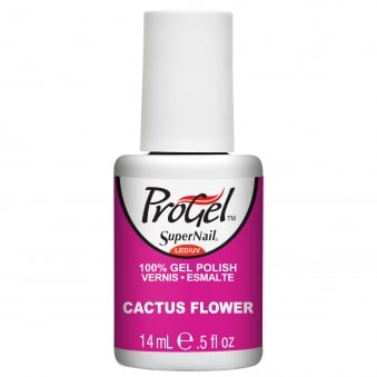 Gel Nail Polish - Cactus Flower 14ml