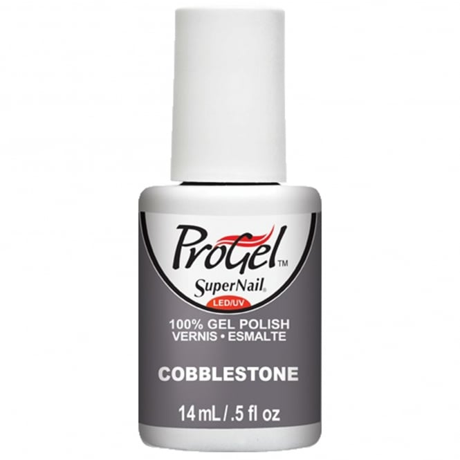 SuperNail Pro Gel Nail Polish - Cobblestone 14ml