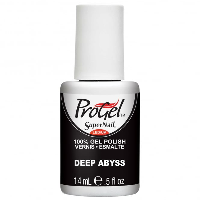 SuperNail Pro Gel Nail Polish - Deep Abyss 14ml