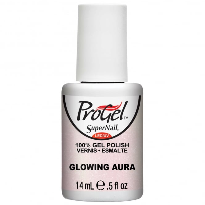 SuperNail Pro Gel Nail Polish - Glowing Aura 14ml (80291)