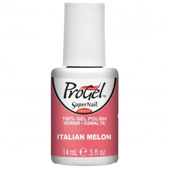 Gel Nail Polish - Italian Melon 14ml