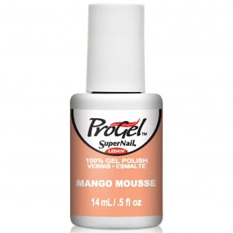 Gel Nail Polish - Mango Mousse 14ml