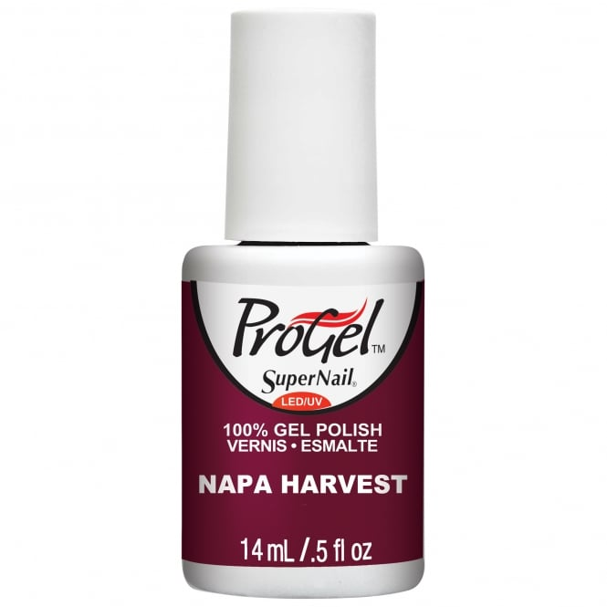 SuperNail Pro Gel Nail Polish - Napa Harvest 14ml (80147)